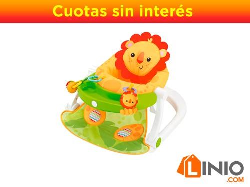 Silla para Bebés en forma de león