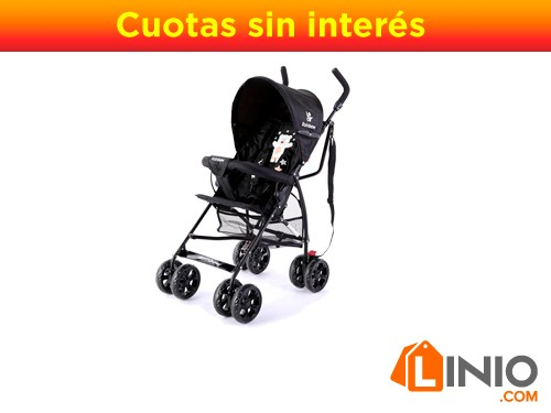 Cochecito bebé paraguitas Martino