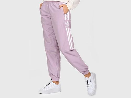 Pantalón Violeta Adidas Woven