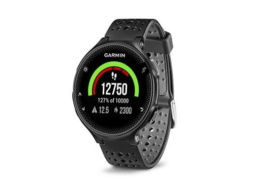 Reloj GPS Running Forerunner 235 Negro y Gris Garmin