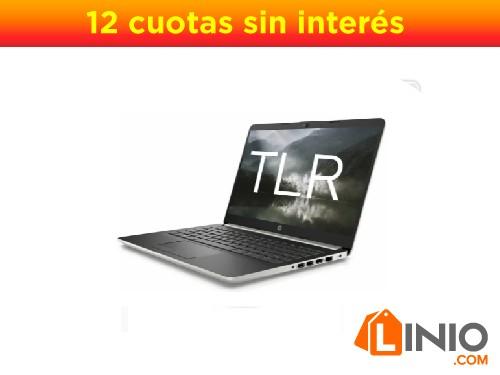 "Notebook Hp Core i5 10ma Quadcore / 240 SSD + 16GB / 14"" FHD / Win 10"