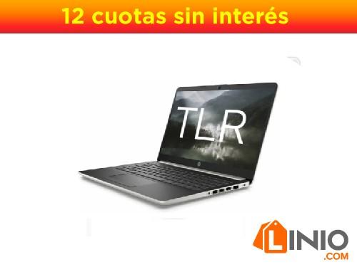 "Notebook Hp Core i5 10ma Quadcore / 240 SSD + 20GB / 14"" FHD / Win 10"