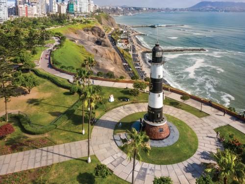 Pasaje a Lima