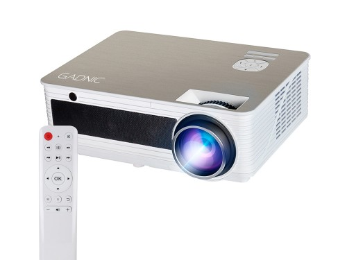 Proyector Gadnic Pro View 5000 Lumens