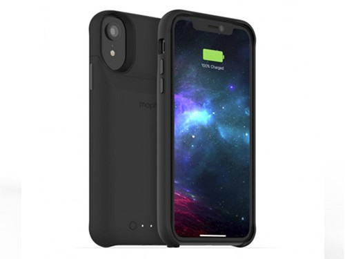 Funda con Batería Mophie Pack Access para iPhone XR – Black