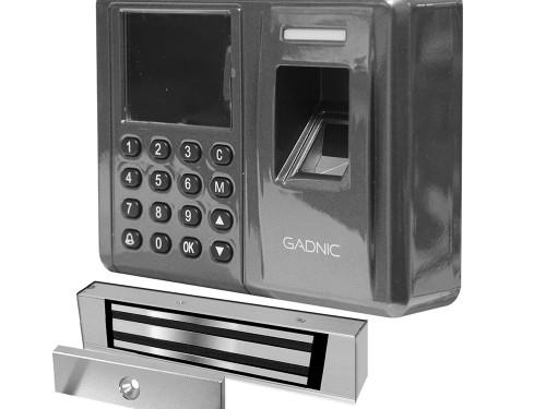 Kit Control de asistencia y apertura de puertas GADNIC ASG-00654