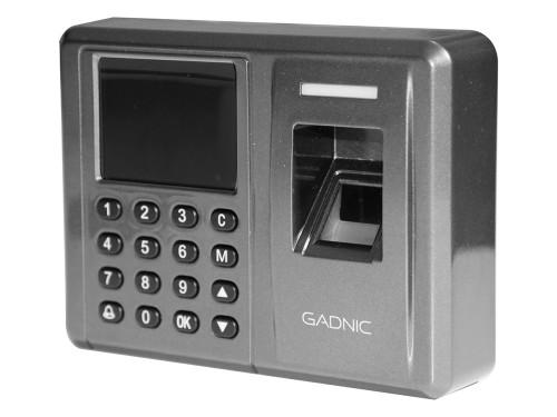 Control de asistencia y apertura de puertas GADNIC CAA01