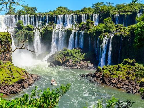 Paquete a Iguazu en base doble
