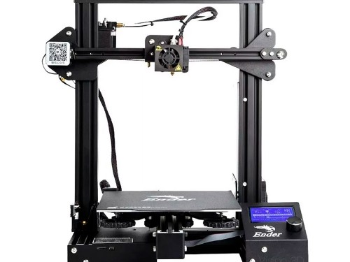 Impresora 3D Ender 3 Pro Original Negro FDM