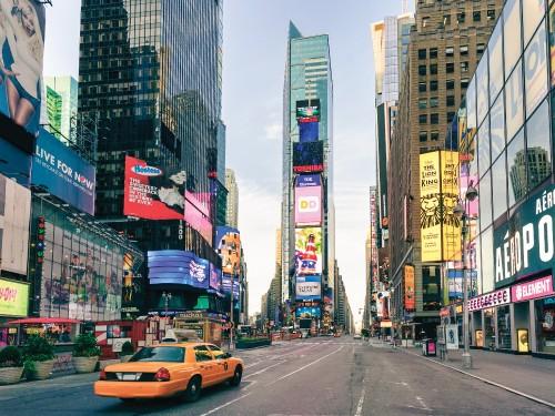 Pasaje a Nueva York
