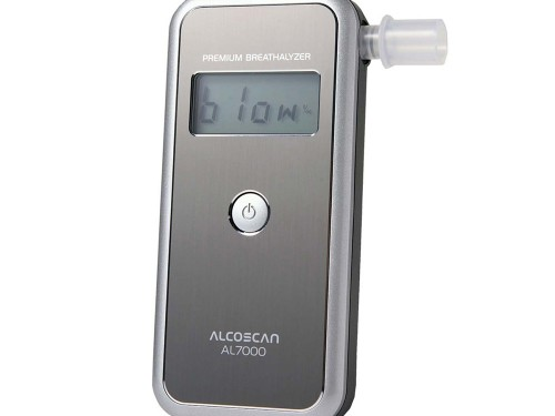 Alcoholímetro Alcoscan Al 7000