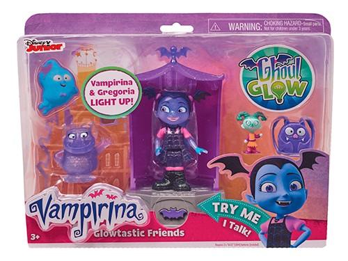 Playset Vampirina Y Gregoria con Luz + 2 Accesorios Disney Store