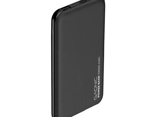 Mini Power Bank Gadnic 10000mah Celular Portable Carga Rapida