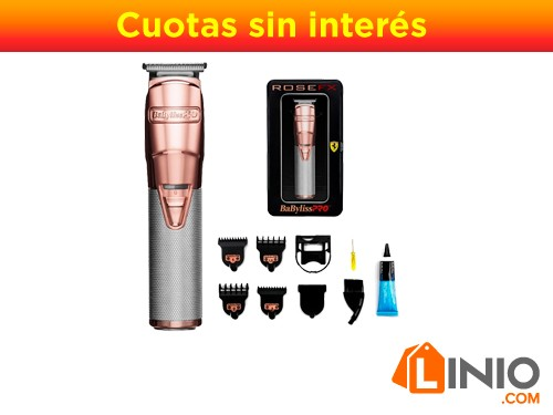 Trimmer profesional rose fx babyliss