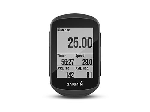 Ciclocomputador GPS Ciclismo Edge 130 Garmin