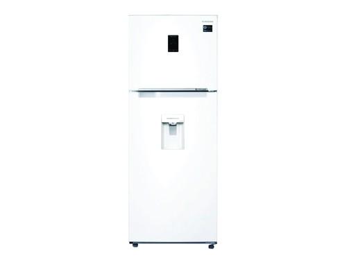 Heladera freezer superior Twin Cooling Plus™, 382 L Blanca