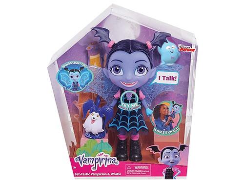 Muñeca Gigante Vampirina ¡la De La Tv! Con Luz Y Sonido