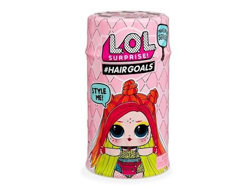 Muñeca Lol Surprise Hair Goals L.o.l Con Pelo Original
