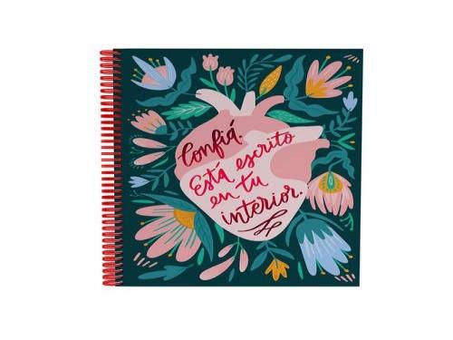 Cuaderno tapa dura Fera 20x25 Confia
