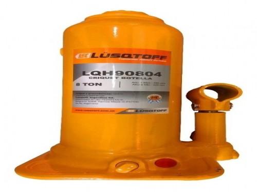 Crique Gato Hidraulico Tipo Botella 8 Tn Reforzado Lusqtoff