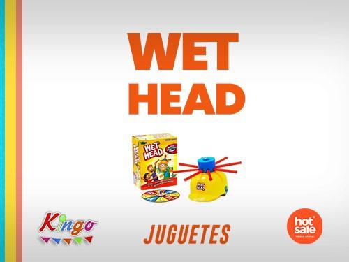 Juego Infantil Wet Head - Cabezas Mojadas