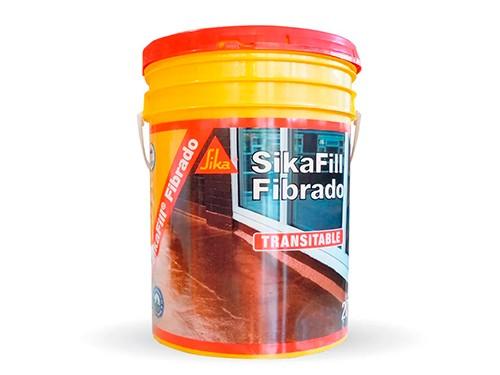 Impermeabilizante para Techos 20 kg SikaFill Fibrado  Sika