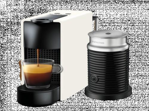 Nespresso Essenza Mini White Pack (A3NC30-AR-WH-NE)