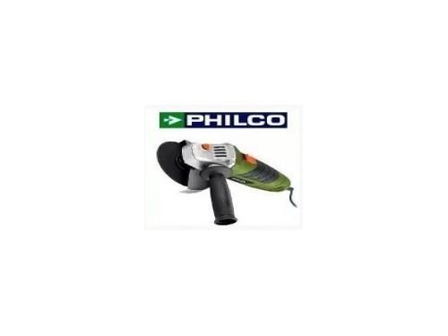 Taladro 13 MM CON MALETIN Y 72 ACC+ Amoladora 41/2 710w Philco