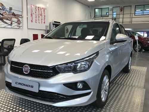 Fiat Cronos Drive - 1.3 Pack MY20 - 0KM