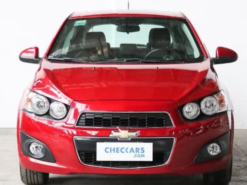 Chevrolet Sonic 1.6 LTZ - Usado