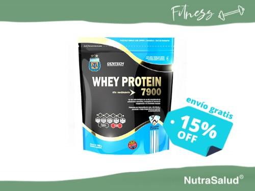 Whey Protein 7900 x 1kg - Gentech