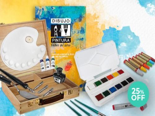 Dibujo y Pintura | Creá tu propia obra
