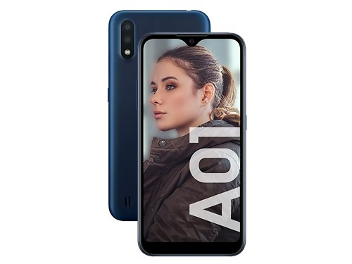 Celular Samsung Galaxy A01 32 GB Azul 2 GB RAM