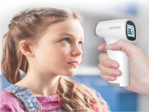 Termometro Digital Sin contacto Infrarrojo Contec