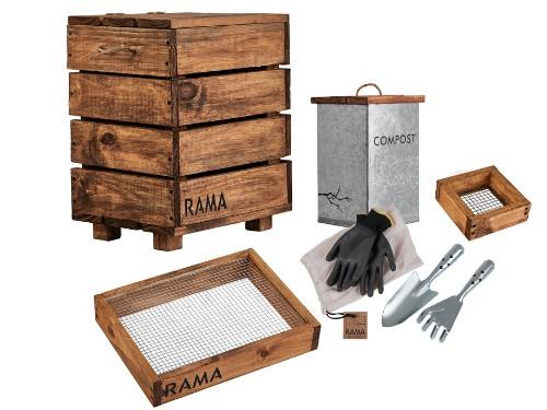 Accesorios Premium: 5 productos para tu compostera!