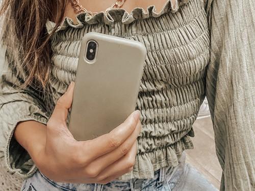 Funda Walden® Biodegradable iPhone 12 11 Pro X Xs Xr Max 7 8 Plus