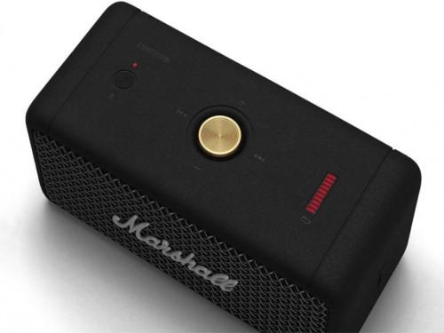 Parlante Marshall Emberton Portatil Bluetooth Usb Negro