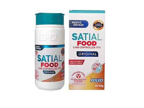 Satial Food inhibidor de hidratos - 30% de descuento