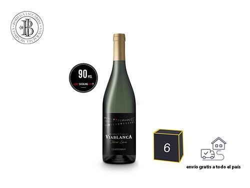 Vino Vía Blanca Terroir Series Chardonnay 2018