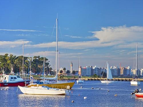 Marriott Bonvoy - Uruguay - Colonia del Sacramento - Montevideo