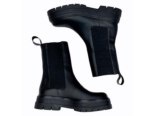 Botas de cuero Raider