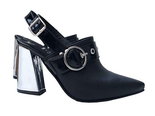 Zapato de cuero Shangai