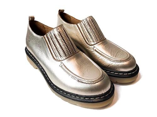 Zapato de cuero Milan