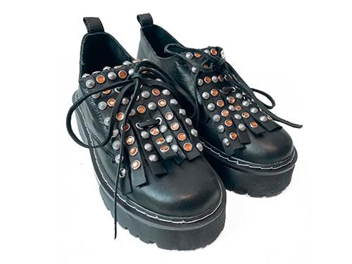 Zapato de cuero Trixie
