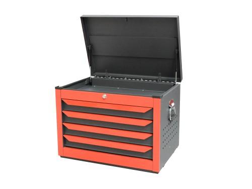 Mueble para herramientas. 4 cajones y tapa superior. Soporta 120 Kgs