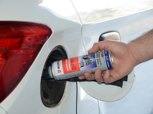 Aditivo para combustible, mejora vida útil del motor Diesel Common Rai