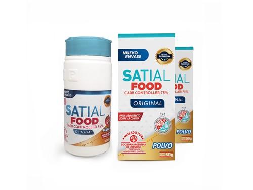 Satial Food Pack x 2 - MEGA OFERTA BOMBA