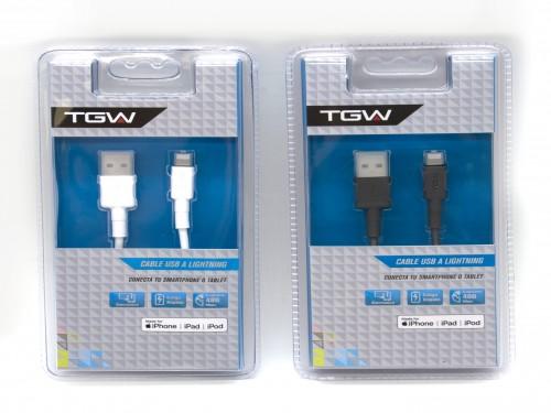 Cable Cargador iPhone Certificado Tagwood