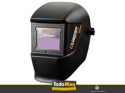 Soldadora Inverter Lq Iron 140 120 Amp Mma + Máscara Soldar
