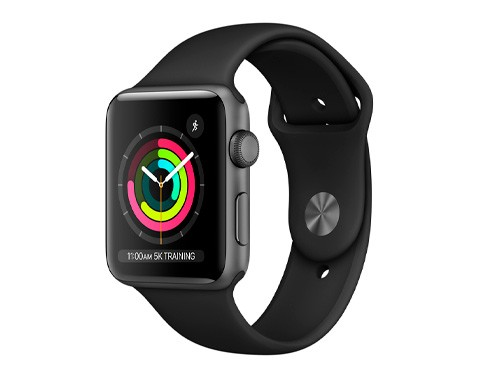 SMARTWATCH APPLE  RELOJ IWATCH SERIE3 38MM SPACE G CUOTAS SIN INTERES